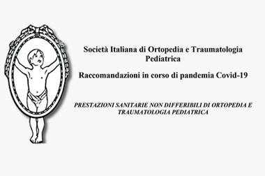 Raccomandazioni in corso di pandemia Covid-19